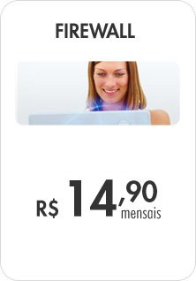 UOL Firewall - R$14,90 mensais